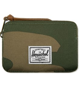 Herschel Supply Co. Woodland Camo Oxford Pouch Picture