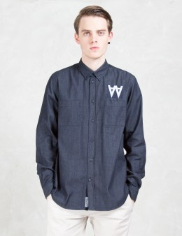 Wood Wood Pontus L/S Shirt Picture
