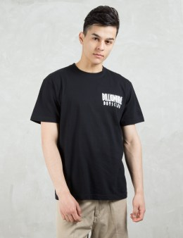 Billionaire Boys Club Straight Logo T-Shirt Picture