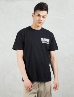 Billionaire Boys Club Straight Logo T-Shirt Picture