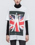 TOUR MERCH Freddie Mercury Flag T-shirt Picutre