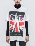TOUR MERCH Freddie Mercury Flag T-shirt Picutre