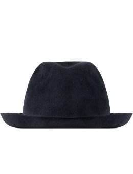 Larose Navy Trilby Hat Picture