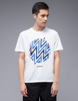 "Wild Things ""Revolve"" S/S Organic Cotton Print T-Shirt Picture"