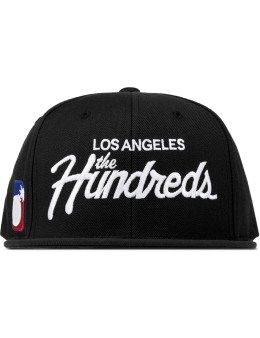 The Hundreds Forever Team Snapback Picture