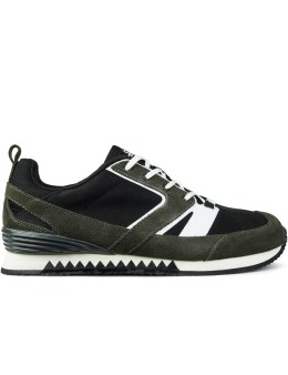 Volta Black Strada Pista Sneakers Picture
