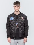 Staple Patch Bomber Jacket Picture