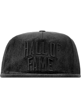 HALL OF FAME Black City Snapback Picture