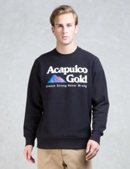 Acapulco Gold Kilimanjaro Crewneck Sweatshirt Picture