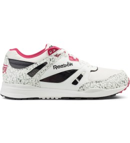 Reebok White/Black Ventilator Vintage Sneakers Picture