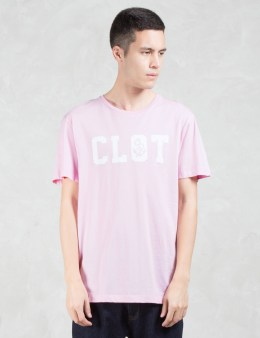 CLOT Anchor Typefont S/S T-Shirt Picture