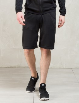 REIGNING CHAMP Black Hwt Powerdry Shorts Picture