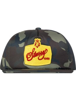 Stussy Milwaukee Foam Cap Picture