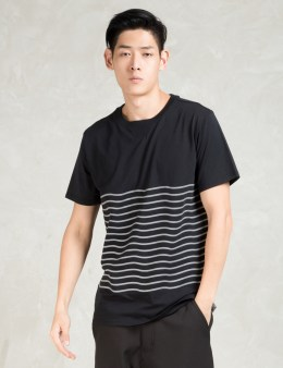 ICNY Black S/S Rockaway T-Shirt Picture