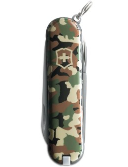 "Victorinox Classic SD Small Pocket Knife ""camouflage"" Picture"