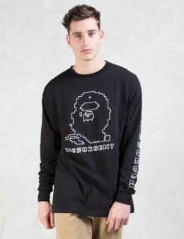 SSUR Rebel Ape Crest L/S T-Shirt Picture