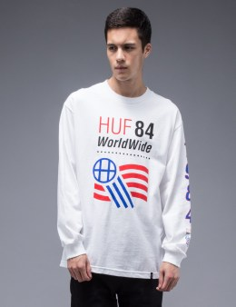 HUF 1984 L/S T-Shirt Picture