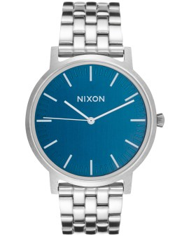 Nixon Porter with Navy Dial Picture