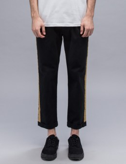 Palm Angels Washed Classic Trousers Picture