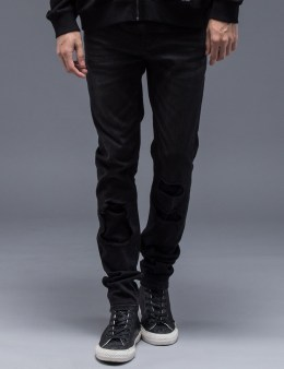 Cheap Monday Forever Black Tight Jeans Picture