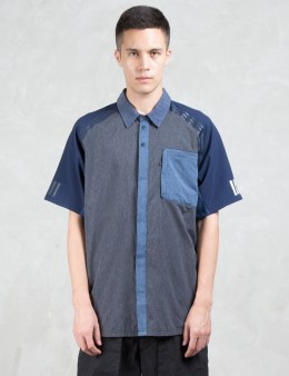 White Mountaineering WM x adidas Originals S/S Shirt Picture