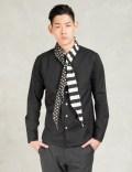 Sasquatchfabrix. Black Stars And Stripes Scafe L/S Shirt Picture