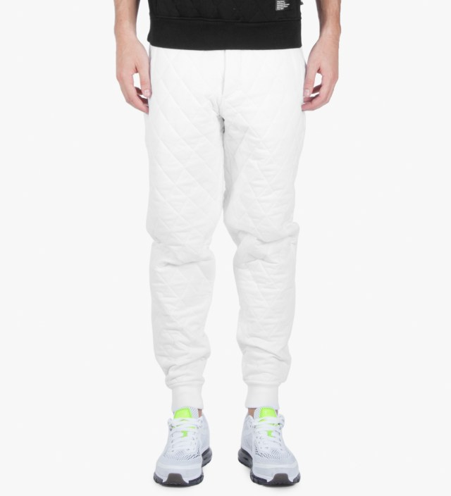Play Cloths Bleach White Heleno Sweatpants