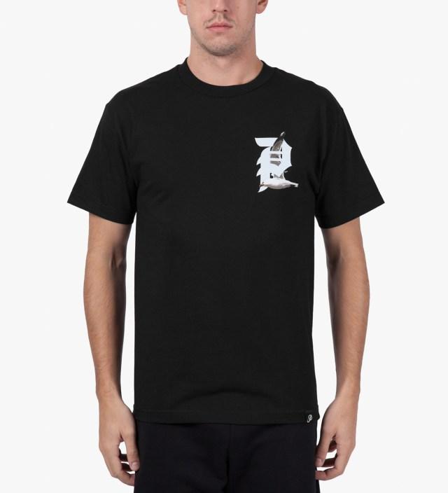 Primitive Black Gully T-Shirt