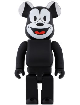 Medicom Medicom Toy 400% Bearbrick X Bait Felix The Cat San Diego Comic Con Exclusive Picture