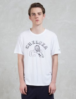 Todd Snyder + Champion Chelsea Print S/S T-shirt Picture