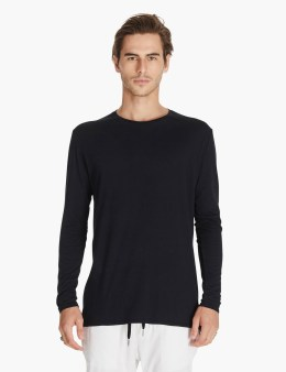 ZANEROBE Black Flintlock L/s T-shirt Picture