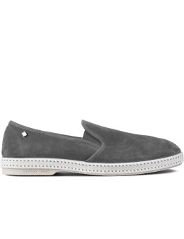 Rivieras Grey Suntan Gris Loafer Picture