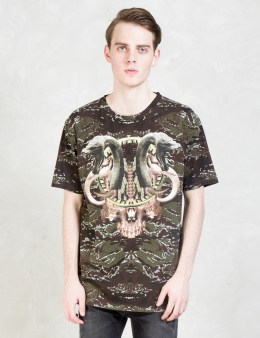 MARCELO BURLON Cardenas T-shirt Picture