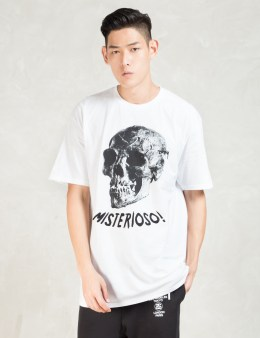 Stussy White Misterioso T-Shirt Picture