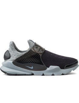 "NIKE Nike Sock Dart ""Tech Fleece Black"" Picture"
