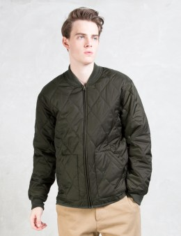Stussy Quilted Military Jacket Picture