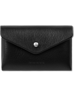 Hender Scheme Black One Piece Card Case Picture