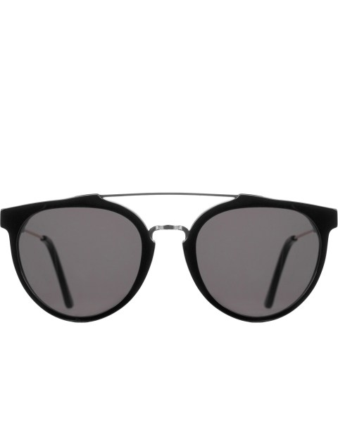 mens designer sunglasses brands uc9i  Super By Retrosuperfuture 路 Giaguaro Black Sunglasses