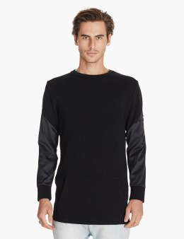 ZANEROBE Black Xo Crewneck Sweatshirt Picture