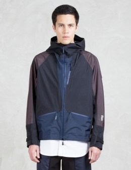 Man of Moods M/M1610-jk02 Event 3 Layer Medium Weight Shell Jacket Picture