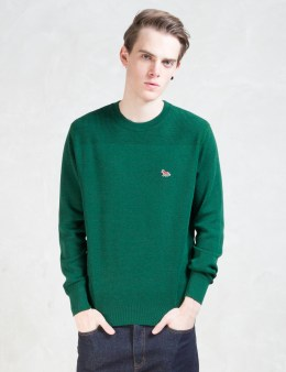 MAISON KITSUNE Merinos Fancy Pullover Sweater Picture