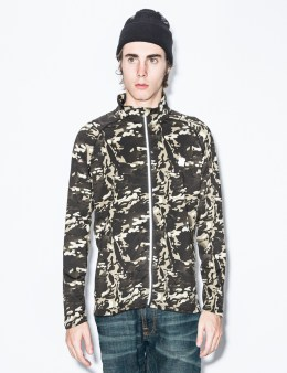 UNDEFEATED Camo O.P. Camo Tech Full Zip Jacket Picture