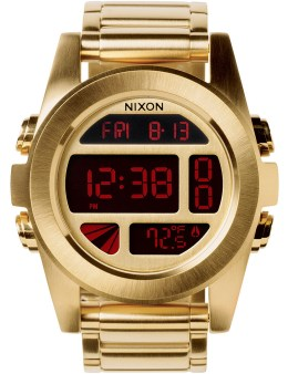 Nixon All Gold Unit SS Watch Picture