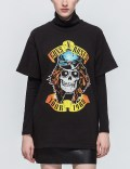 TOUR MERCH Guns N Roses Appetite Tour 1988 T-shirt Picutre