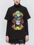 TOUR MERCH Guns N Roses Appetite Tour 1988 T-shirt Picutre