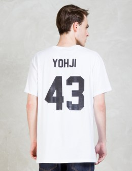LES (ART)ISTS Football Yohji T-Shirt Picture