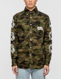 Billionaire Boys Club Camo Shirt Picture