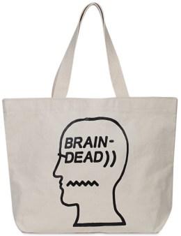 Brain Dead Logo Tote Picture