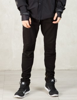 maharishi Black Overdyed Dual Tri Surplus Pants Picture