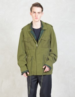 3.1 Phillip Lim Tromp Loeil Layered Field Jacket Picture